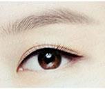 韩式自然眼线